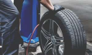 Garland Tire Change Service