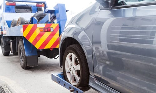 Car Towing in Plano, TX