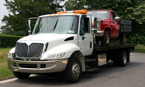 Denton Truck Towing