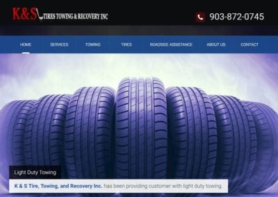 K & S Tire, Towing, & Recovery, Inc.