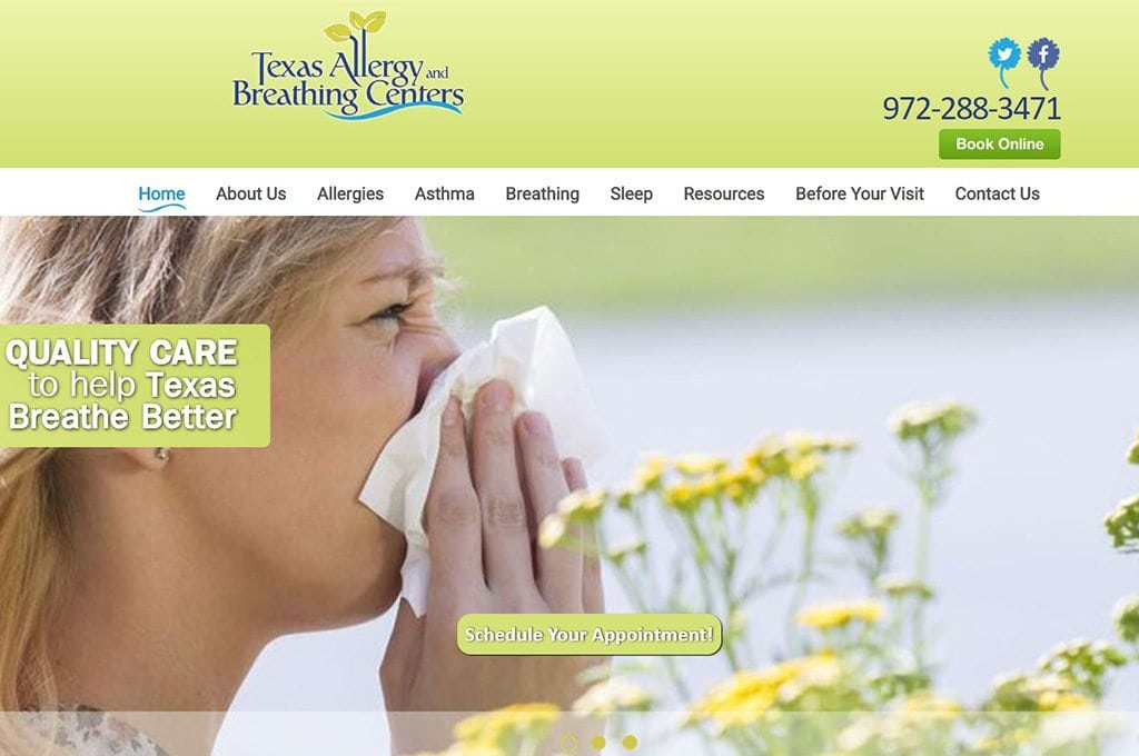 Texas Allergy and Breathing Center