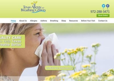 Texas Allergy and Breathing Centers