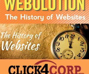 The History of Websites