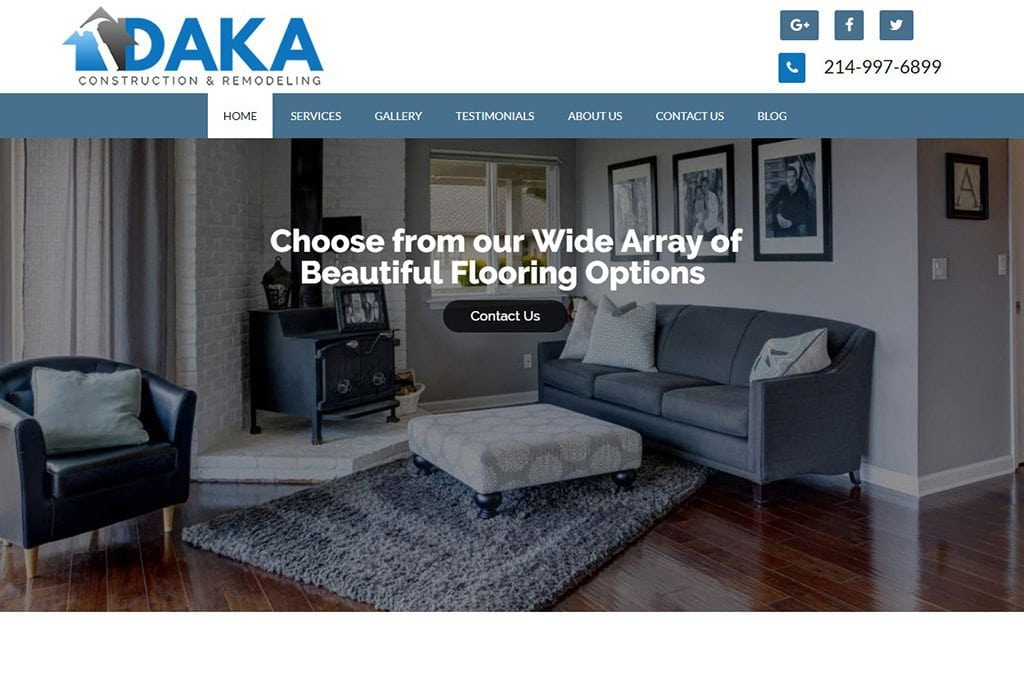 Daka Construction and Remodeling