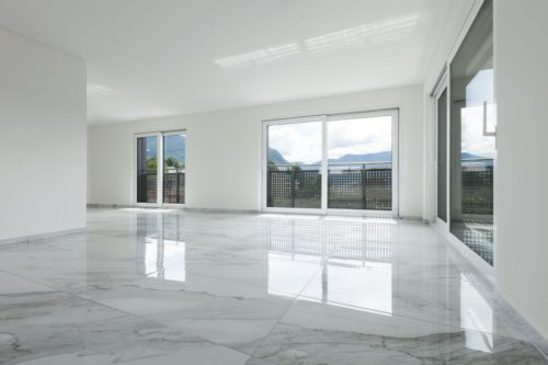 How to clean natural stone tile floor